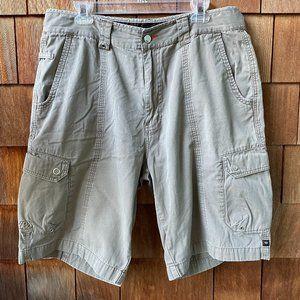 EUC 686 Cotton Cargo Shorts - Mens 36